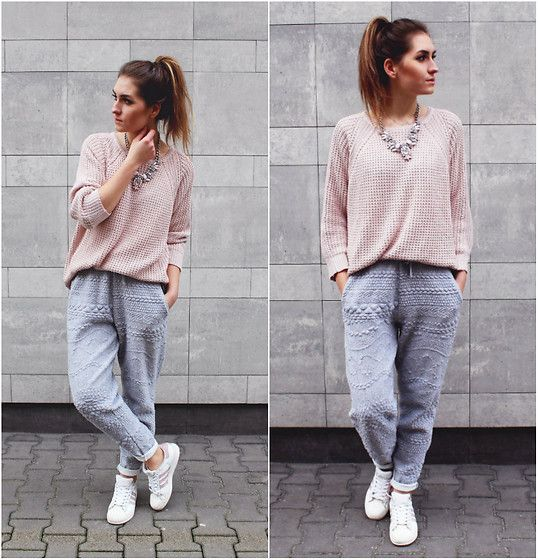 More looks by Patricia  S.: http://lb.nu/pashioon  #casual #sporty #street #sport #sportylook #polishgirl #adidas #londonlook #streetlook