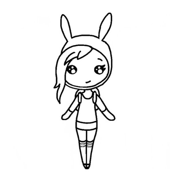 Chibi Template  Dibujos    Chibi Template And Drawings
