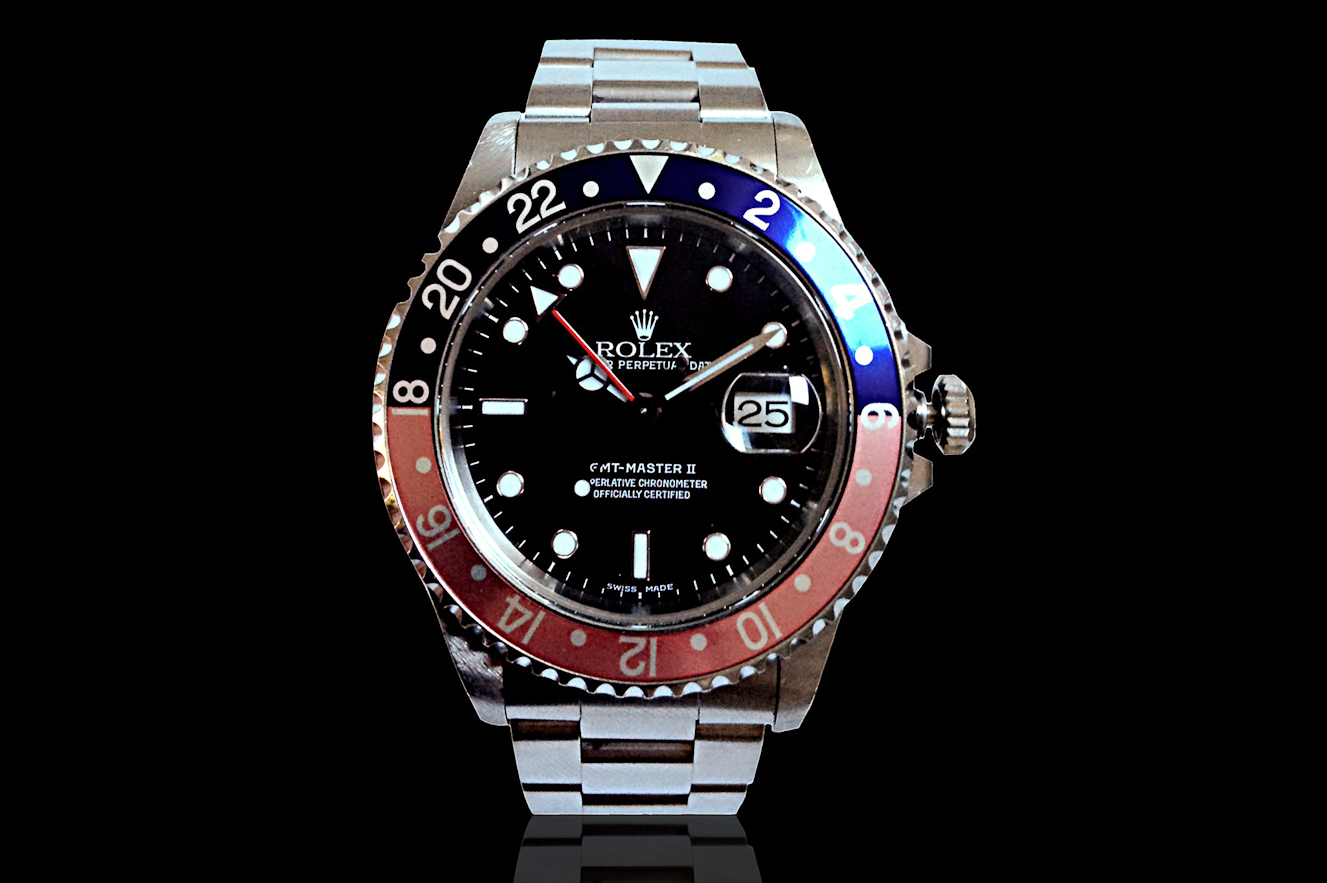 1998 Rolex Oyster Perpetual GMT Master II