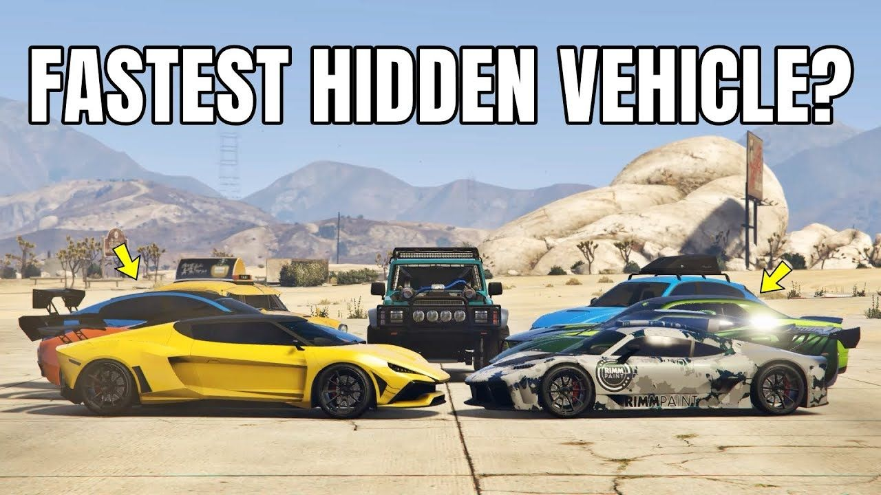 Gta 5 Online Which Is Fastest Hidden Unreleased Car The Diamond Casin Gta 5 Gta 5 Online Video Game Images