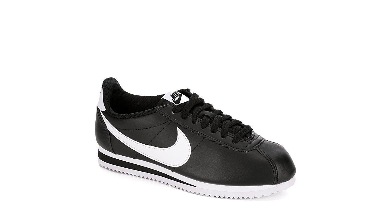 Black nikes, Nike cortez women