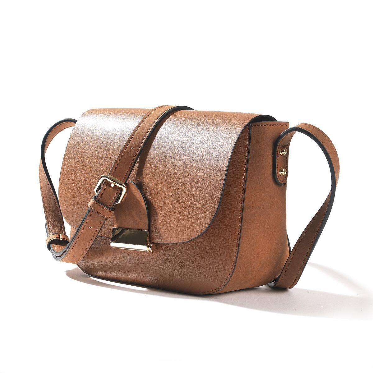 sac en bandoulière femme deux fermetures