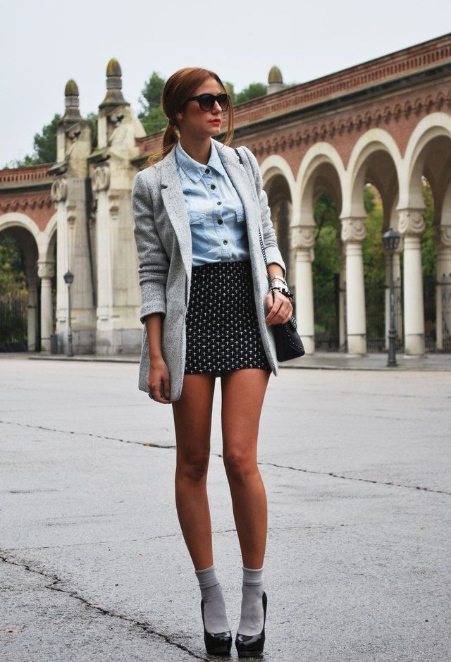 Socks and Heels Spring 2014 | Trend You Can Wear Now