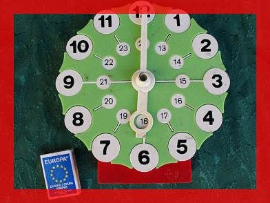 Zegar Z Lat 80 Tych Prl 5751467081 Oficjalne Archiwum Allegro Clock Wall Clock Holiday Decor