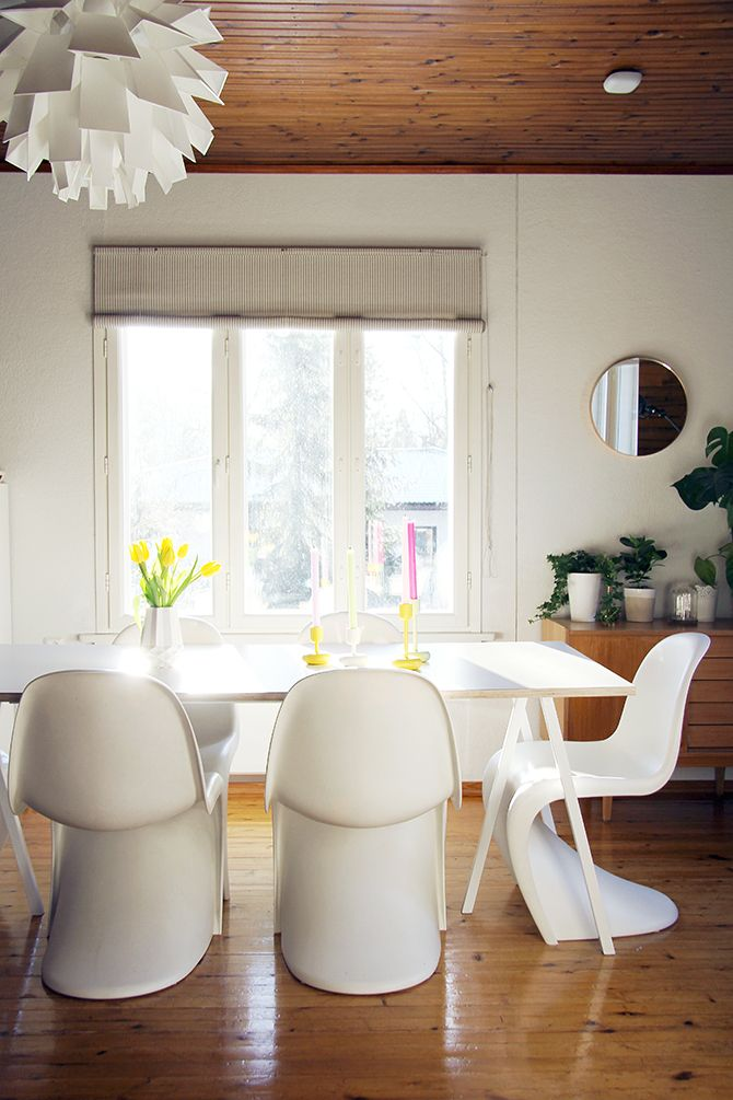 Pinjacolada: Dining table