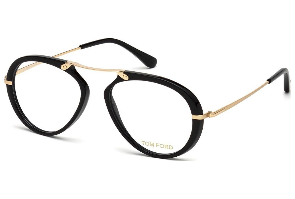 TOM FORD Eyeglasses FT5346 052 Dark Havana 53MM | eyewear. | Pinterest