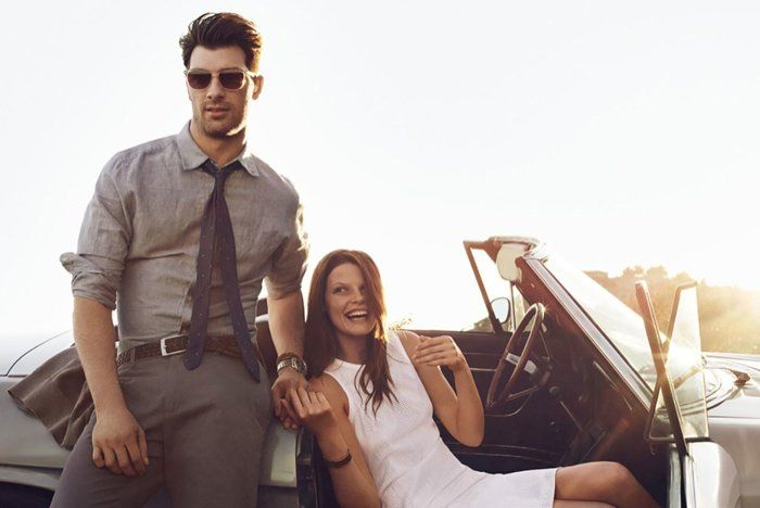 banana republic ad - Google Search | Spring summer 2014 ...
