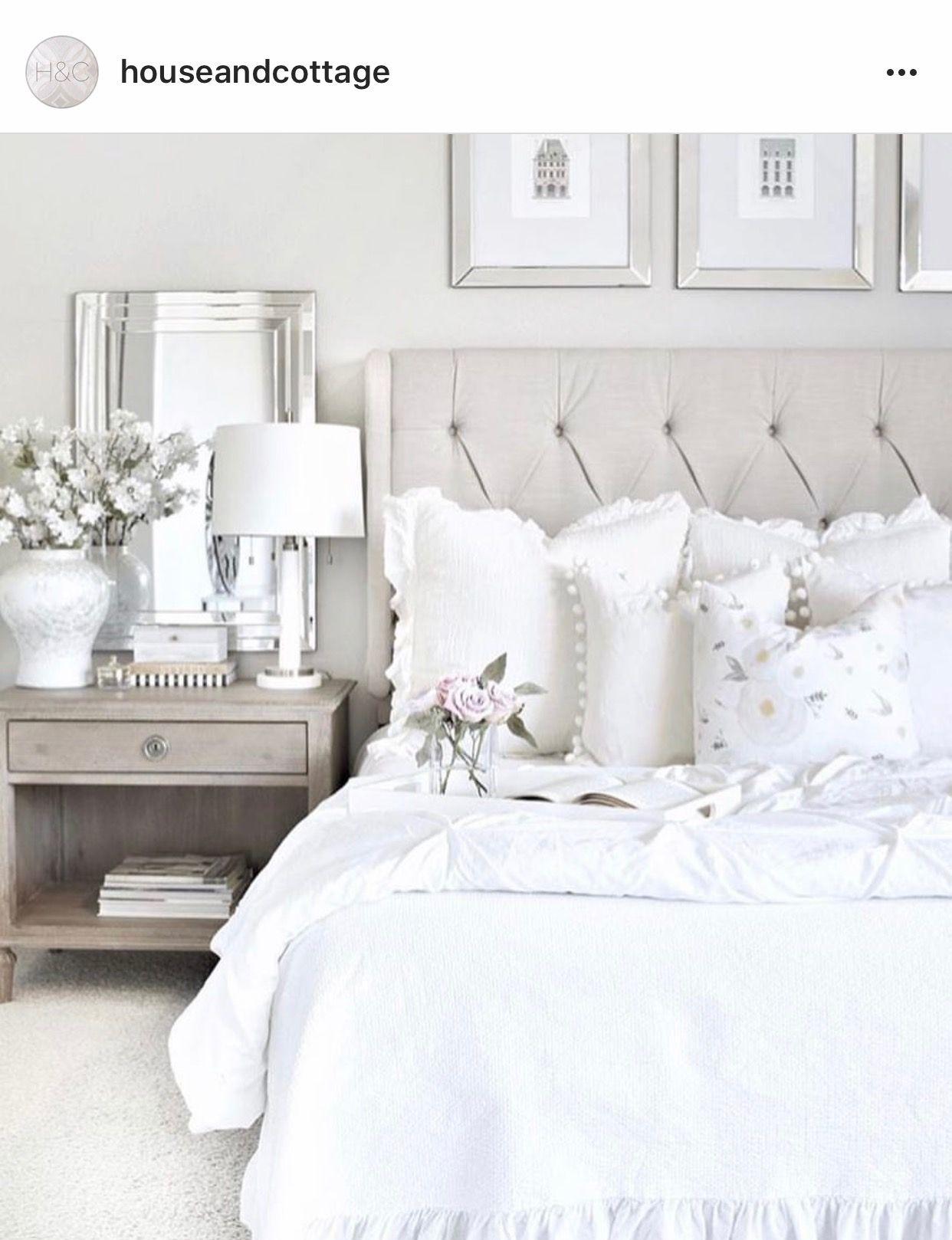 Small Romantic Master Bedroom Ideas: Home & Decor In 2019