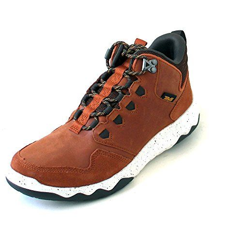 f47f575b3449 Teva Men s Arrowood Lux Mid Wp Sports and Outdoor Light Hiking Boot ...