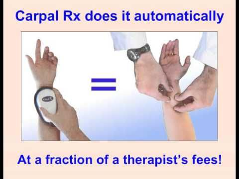 Iowa Doctors Now Recommend Massage Therapy to Treat Carpal Tunnel Syndrome