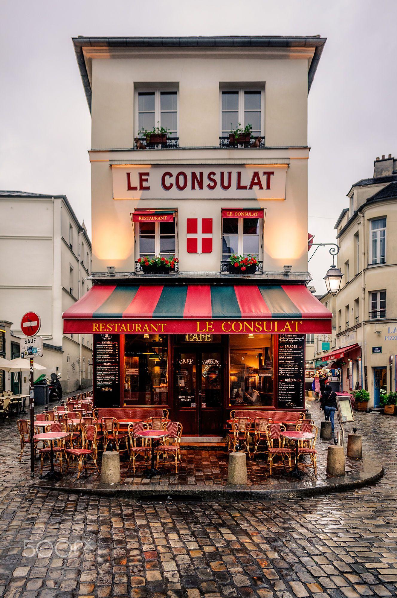 Le Consulat Paris France Travel Around Europe In 2019