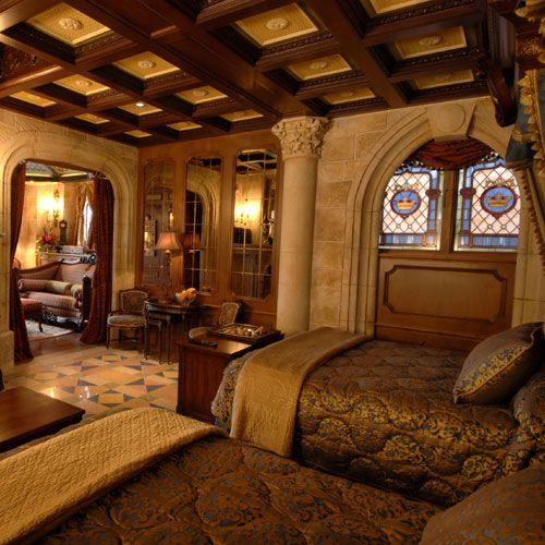 Cinderella Castle Suite Pictures More Disney Dreams Ideas