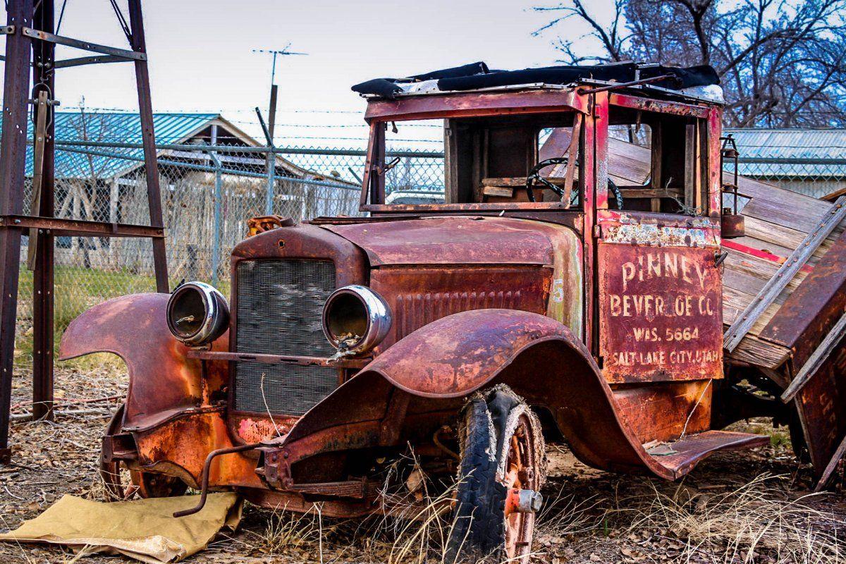 Rusty Cars & Trucks | Old cars, trucks and stuff | Pinterest ...