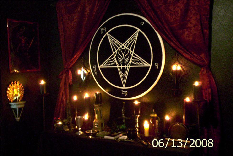 сатанизм приворот черная магия