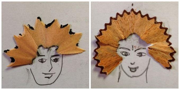 OBS! Nettopp spisset blyanten? Vi anbefaler at du ser dette før du kaster blyantskrellet.