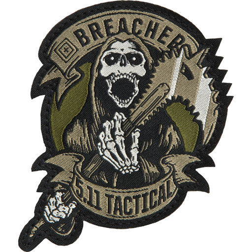 Hard to find! 5.11 Tactical Morale Patch Let Freedom Reign Hook and Loop patch