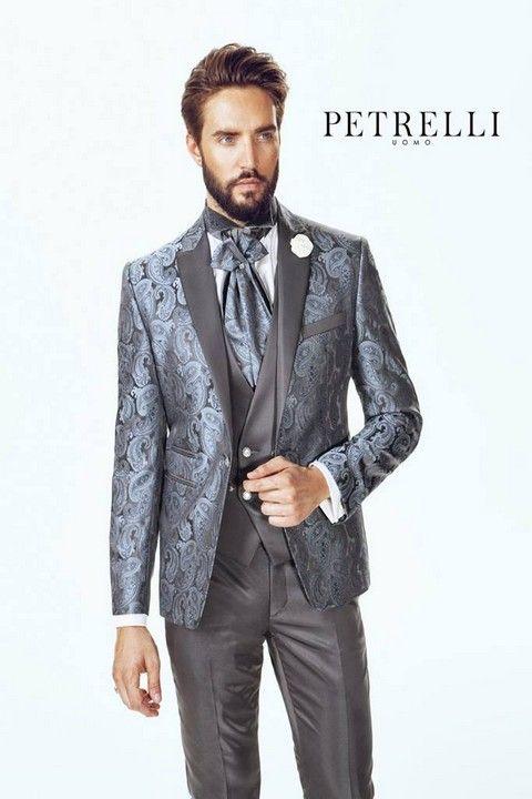 13b44c003d Luxusný pánsky oblek svadobný salón valery