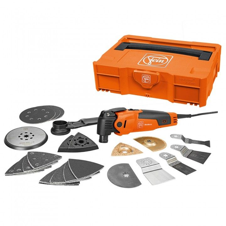 Limited Edition Fein Multimaster Fmm 350q With Systainer And Accessory Pack Accessories Packing Woodworking Shop Diy Workshop