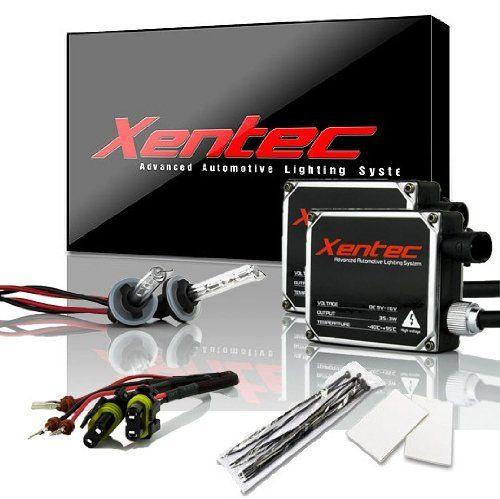 Amazon Com Xentec 880 881 889 6000k Hid Conversion Kit Ultra White Automotive Light Accessories Automotive Hid Xenon