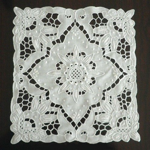 Freestanding lace tablecloth - Google Search