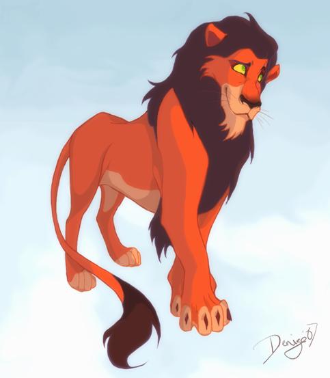 King Scar By Parsleydenize On Deviantart Lion King Pictures Lion King Fan Art Lion King Art