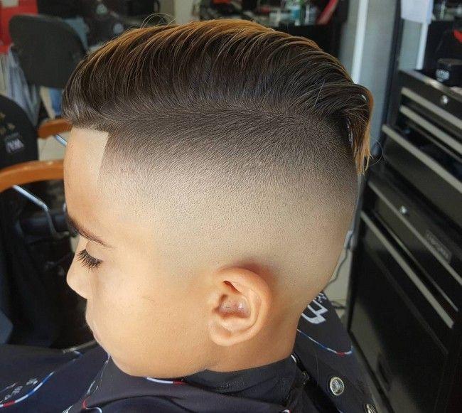 Top 100 Coiffures Enfants Combovers Hair styles, Boy