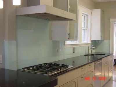 Glass Backsplashes For Kitchens กระจก, อลูมิเนียม, ยิปซั่ม