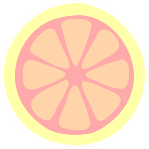 pink lemon slice clip art ky lemonade stand pinterest pink rh pinterest com au