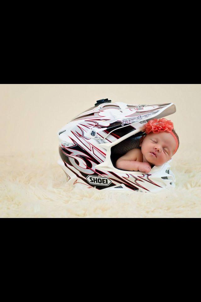 Motobaby Newborn Picture Motocross Helmet Baby S