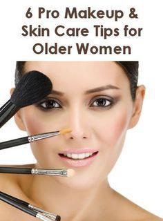 Image result for makeup don'ts for older women