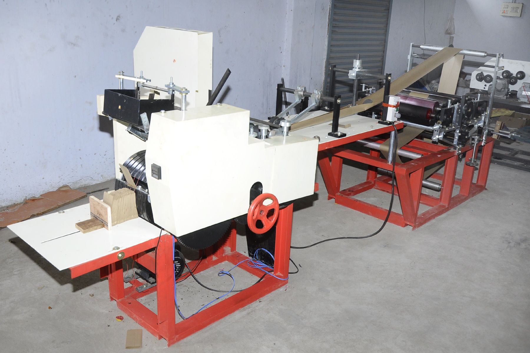 Indian Made Paper Coffee Cup Machine