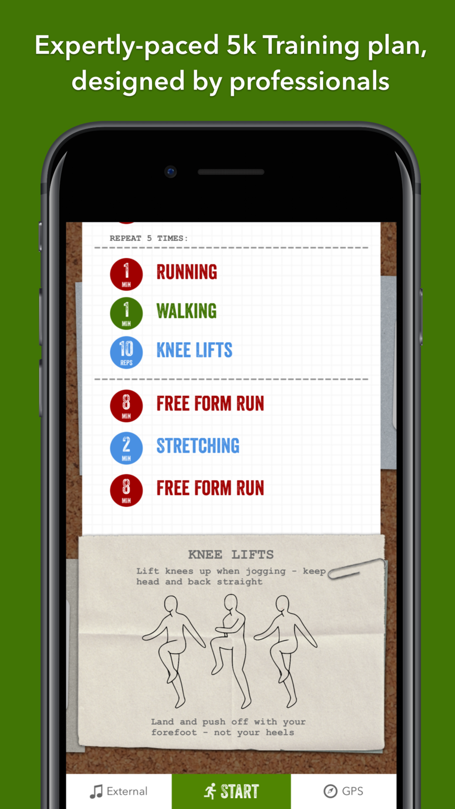 ‎Zombies, Run! 5k Training on the App Store 5k training