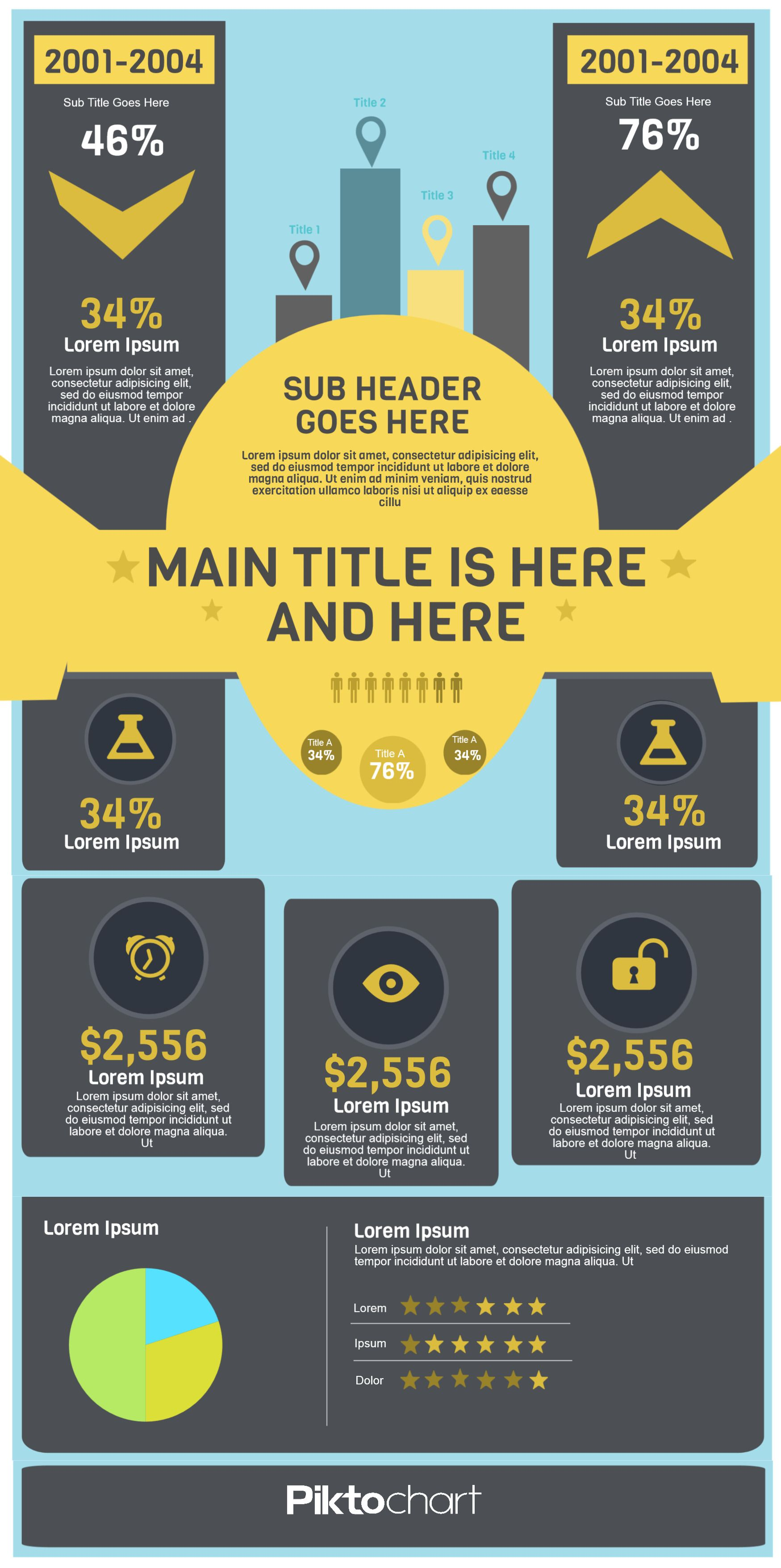 Create Infographics Presentations Flyers Healthcare