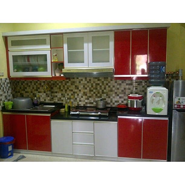 Kitchen Set Gantung