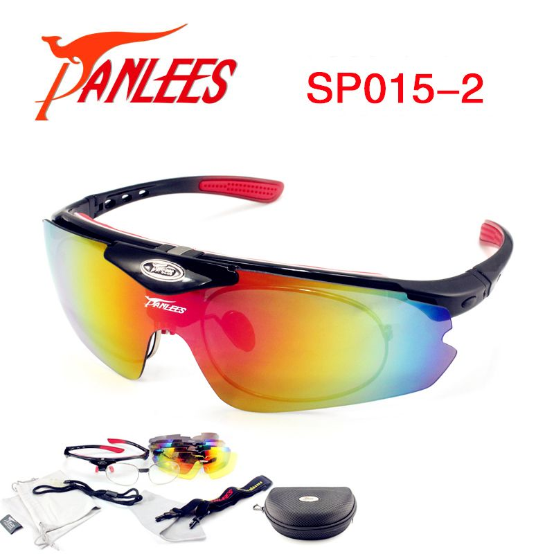 f568e65248 Panlees UV400 Polarized Interchangeable Lens Sunglasses Prescription Sport  Sunglasses With Wire RX Optical Inserts Free Shipping