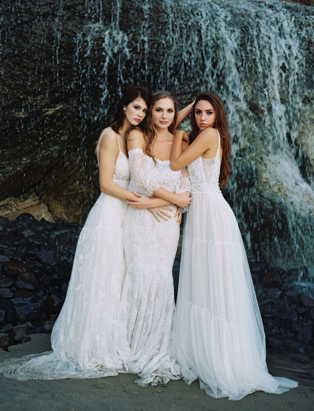 Wilderly bride free spirited boho wedding dresses by allure bridals