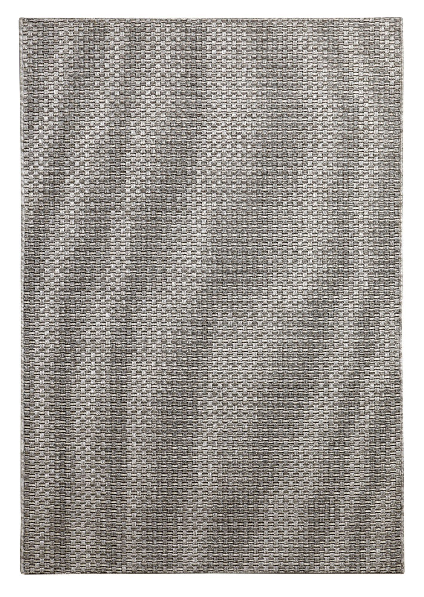 Colours Fearne Grey Indoor Outdoor Rug L 1 7m W 2m Departments Diy At B Q