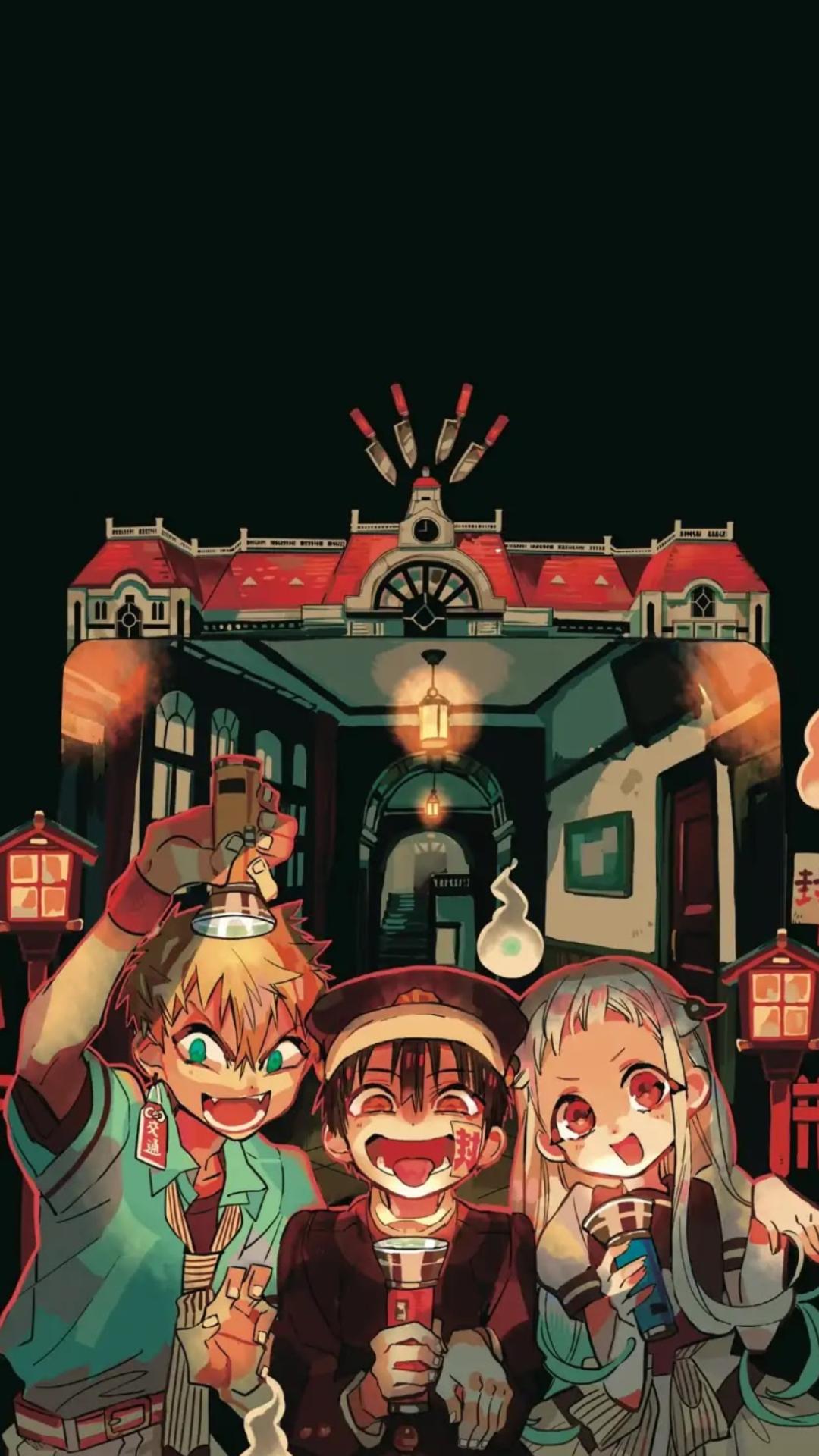 felipeelric — anime lockscreens in 2020 | Anime, Anime ...
