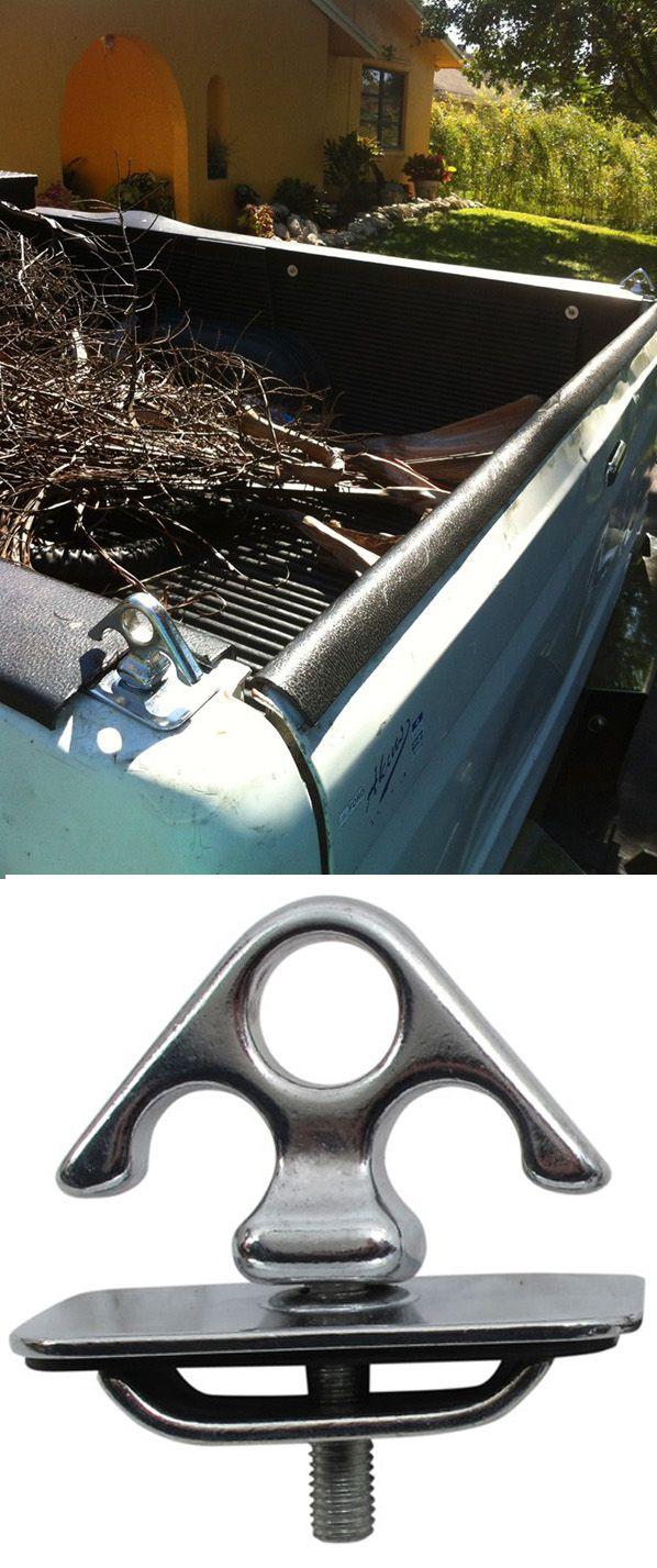 Erickson Stake Pocket TieDown Anchors ChromePlated