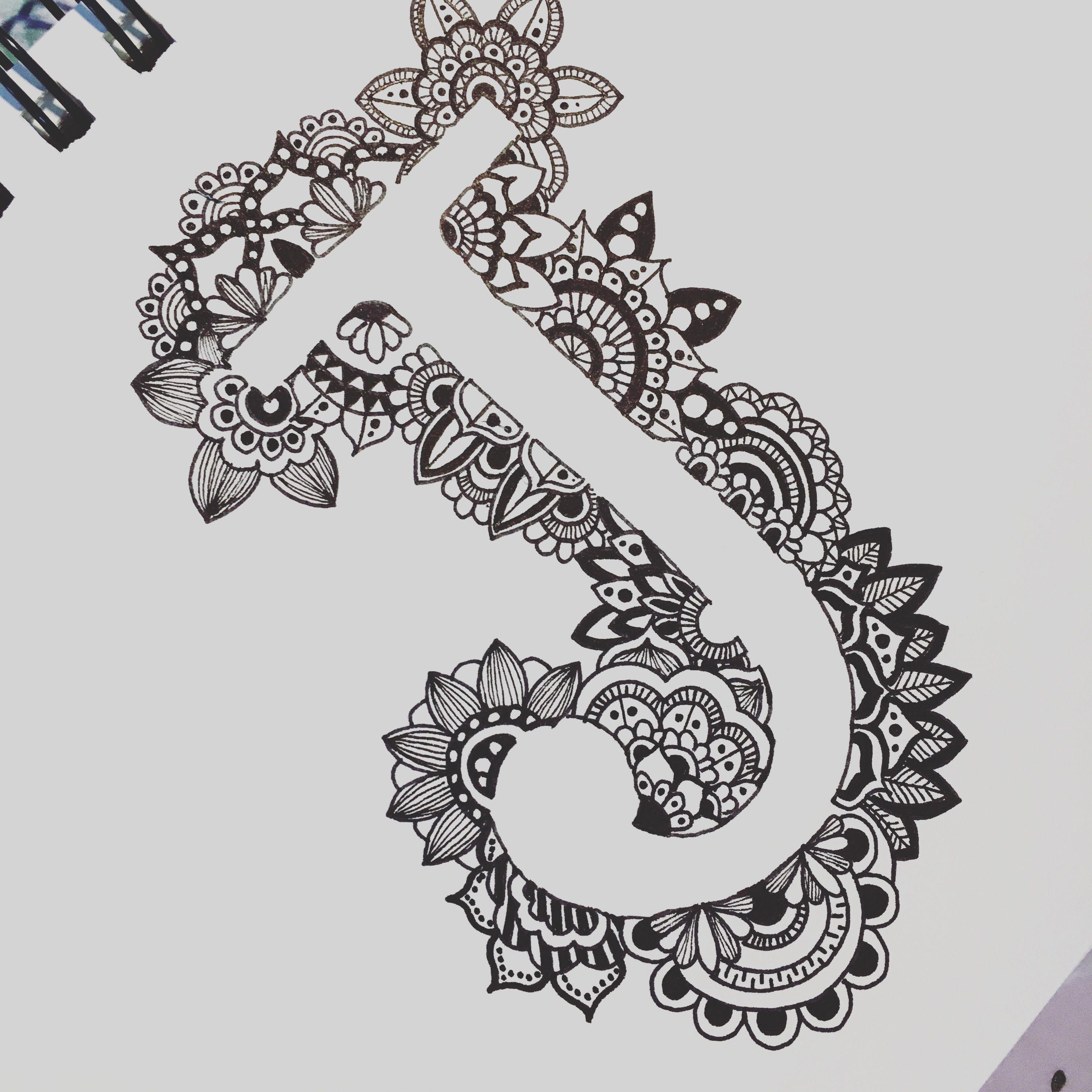 40 Beautiful Mandala Drawing Ideas Inspiration Brighter Craft Craftidea Org Doodle Art Designs Mandala Art Lesson Sharpie Art