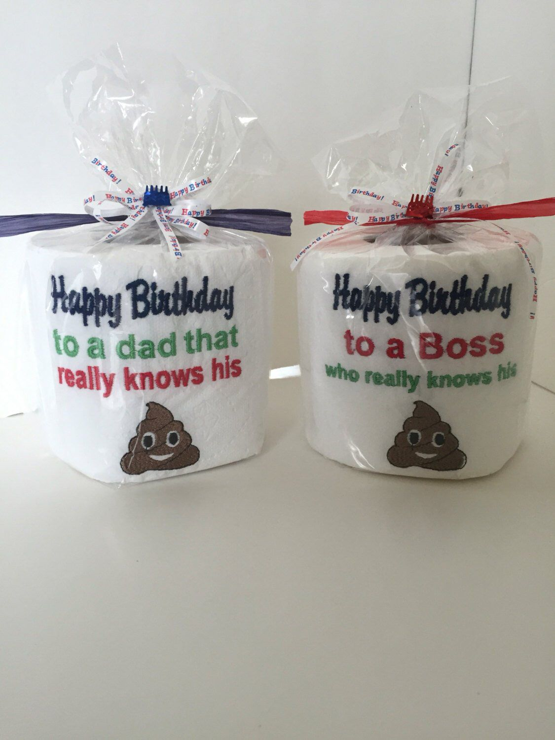 Birthday gift can be personalized boss mom dad