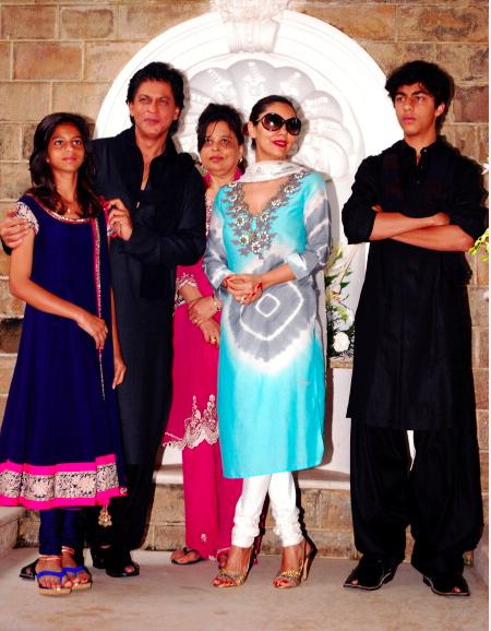 Aryan Khan And Suhana Khan Together