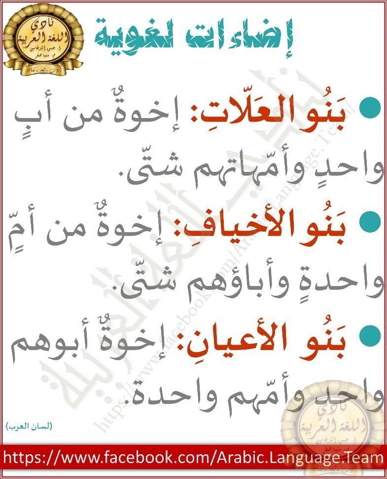 Pin By Soso On فوائد لغوي ة Beautiful Arabic Words Learn Arabic Language Arabic Language