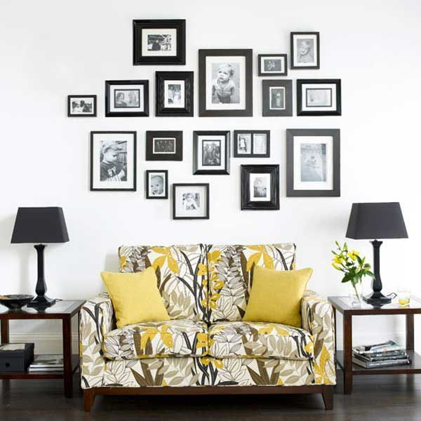 17 Best images about Fun Wall Art Ideas on Pinterest | Living room ...