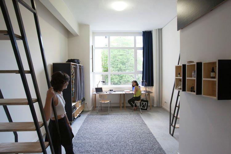 Comment décorer une chambre d\u0027étudiant?