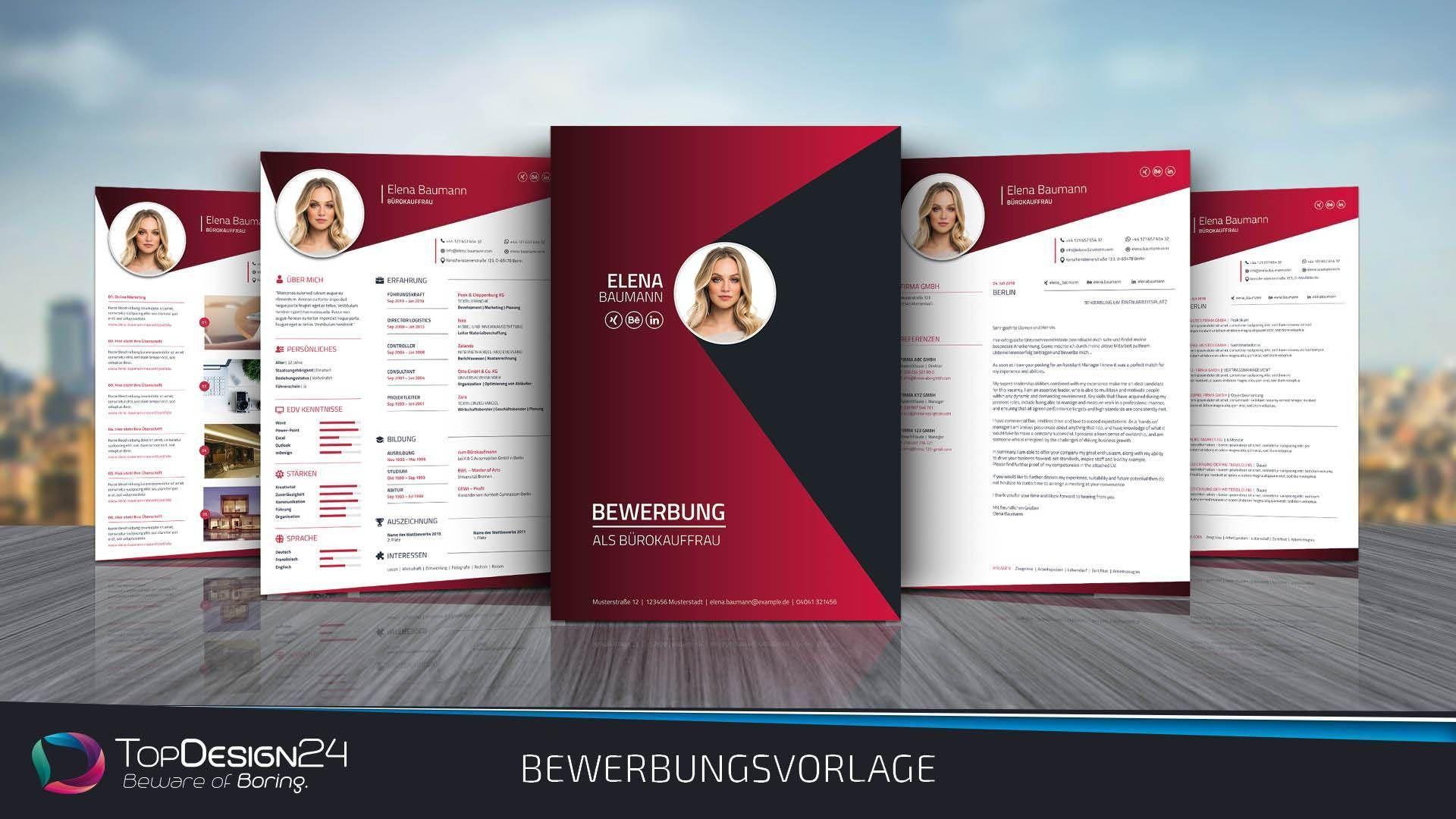 Lebenslauf Vorlage 2019 2021 Topdesign24 Bewerbungsvorlage Word Vorlagen Lebenslauf Vorlage Deckblatt Bewerbung Lebenslauf