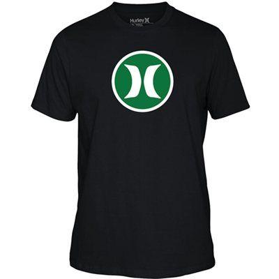 3efe259fbd8 Hurley O Hurley Icon T-Shirt - Black