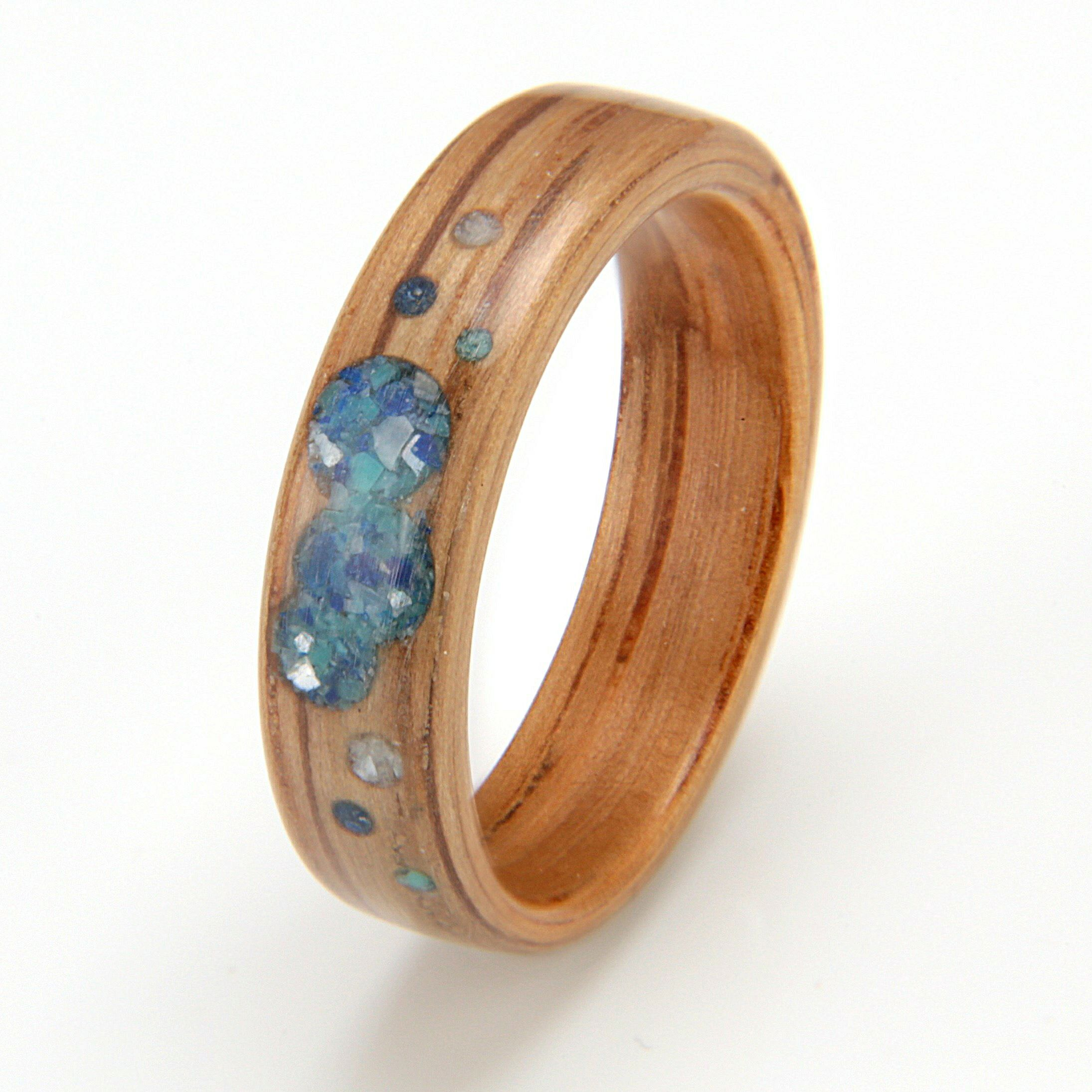 wedding obsession from groove silicone rings bands oak new our mossy blogs