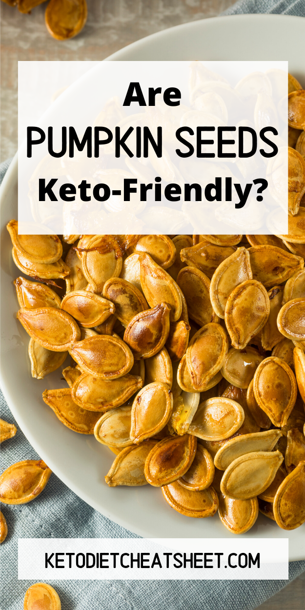 are pumpkin seeds good for keto diet