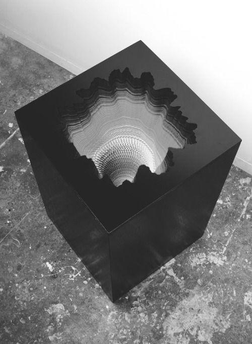 Three-Dimensional Paper Sculptures - My Modern Metropolis